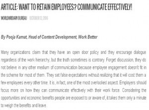 Want to Retain Employees