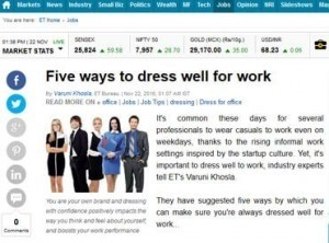 5 ways to dress well for work