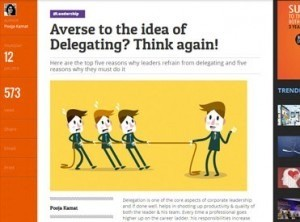 Averse to the idea of Delegating? Think again!