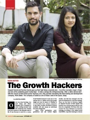 Work Better The Growth Hackers 1