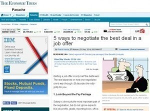 5 ways to negotiate the best deal in a job offer