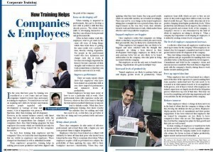 How training helps companies  employees