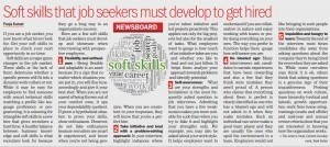 Soft skills that job seekers must develop to get hired