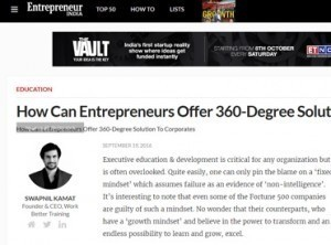 How can entrepreneurs offer 360 degree solution to corporates