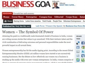 Women- The Symbol of Power